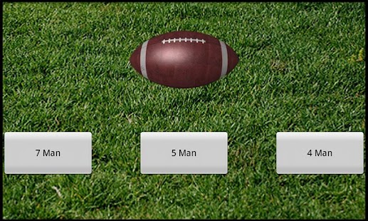 Flag Football Plays Sampler - screenshot