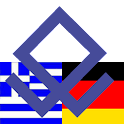 Greek German Dictionary icon