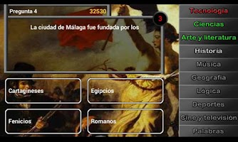 Screenshot of El Preguntón Trivia