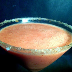 Strawberry Orange Smoothie With a Twist