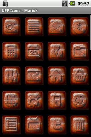 【免費個人化App】UFP Icons - Mariok-APP點子