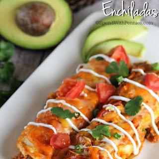 Slow Cooker Chicken Enchiladas Recipes
