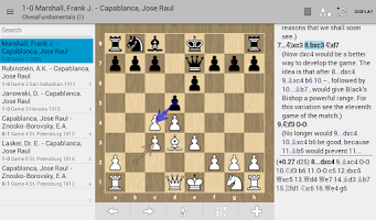 Screenshot of Chess PGN Master