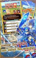 Screenshot of Quiz RPG: World of Mystic Wiz