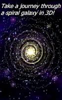 Screenshot of Galaxy Journey LiveWP Premium
