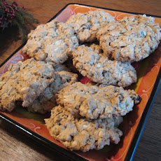 Oatmeal Raisin Cookies I