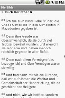 Screenshot of Die Bibel (Martin Luther vers)