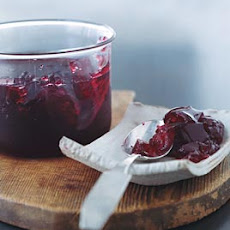 Cranberry Rosemary Wine Jelly