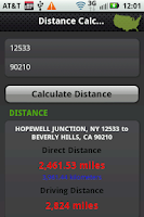 Screenshot of ZIP Code Tools