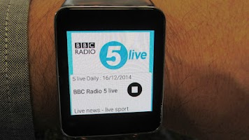 Screenshot of Radioplayer - Free UK Radio