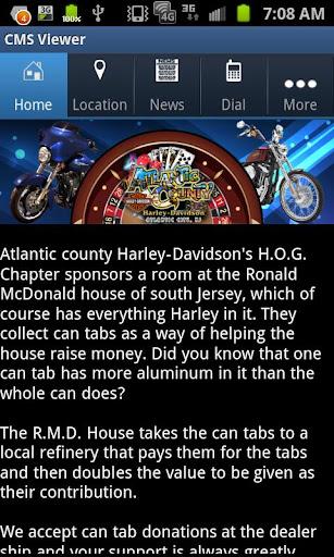 Atlantic County Harley-Davidso
