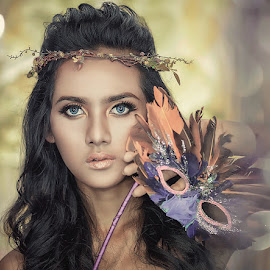 the mask by AMM Ipoeltura - People Fashion