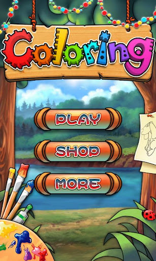 Download Coloring Book Coloring Game For PC