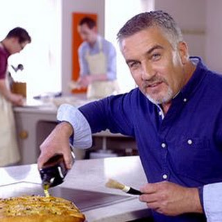 Get Baking with Paul Hollywood - Potato & thyme focaccia