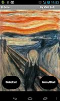 Screenshot of The Scream