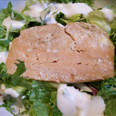 Easy Baked Salmon With Arugula