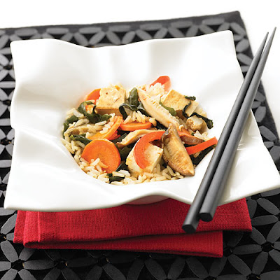 Wakame Salad with Tofu