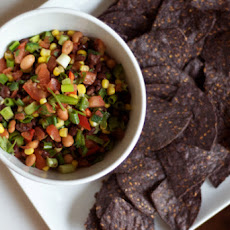 Black Bean and Corn Salsa Recipe
