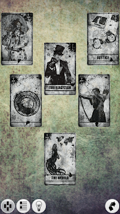 Darkana Tarot - screenshot