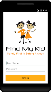 Find My Kid - screenshot