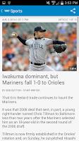 Screenshot of Tacoma News Tribune Newspaper