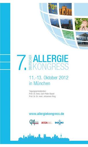 7. Deutscher Allergiekongress