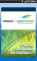 Screenshot of Geosystems