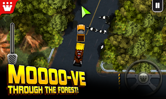 Screenshot of Parking Frenzy Trailer Mania