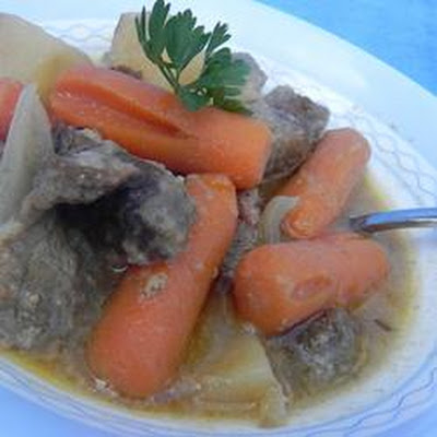 Slow Cooker Stout Stew