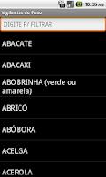 Screenshot of DIÁRIO DOS VIGILANTES
