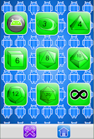 Screenshot of Hatcher Dice (Tabletop/RPGs)