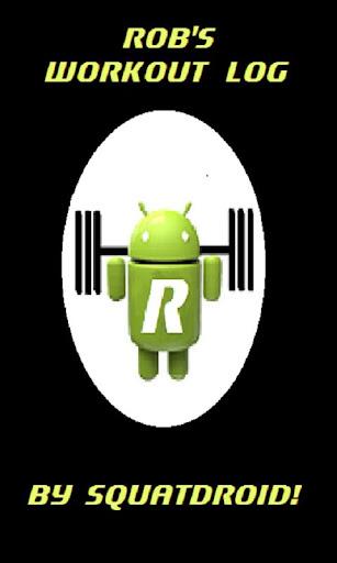 Robs Free Workout Log