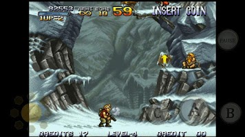 Screenshot of METAL SLUG