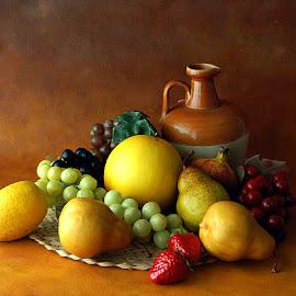 Still life #9 by Rakesh Syal - Artistic Objects Still Life (  )