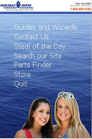 Wholesale Marine - Boat Parts