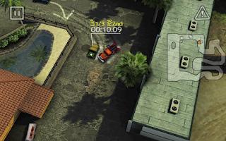 Screenshot of Reckless Racing