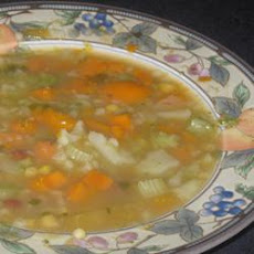 Wholesome Bean and Vegetable Soup