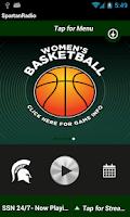 Screenshot of Spartan Sports Network