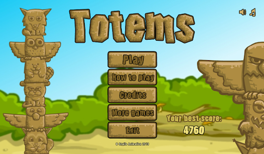 Totems - screenshot