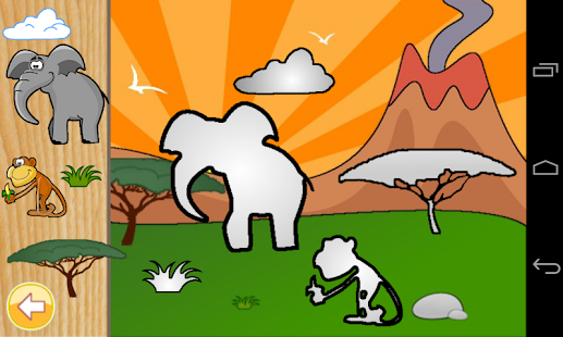 Animal Puzzle - screenshot