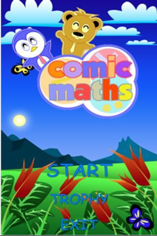 Comic Maths
