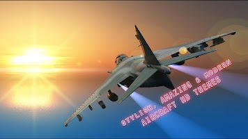 Screenshot of Top Airforce HD Live Wallpaper