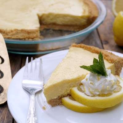 Creamy Lemon Pie Overload