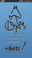 Screenshot of Referentiewaarden veterinair