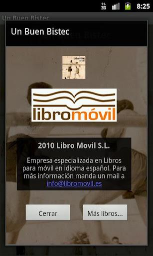 玩書籍App|Un Buen Bistec - Audiolibro免費|APP試玩