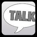 Leeks화이트 카카오톡테마 icon