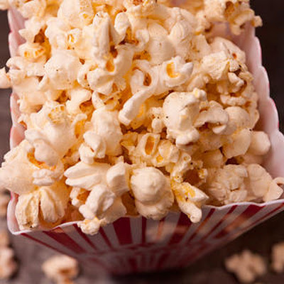 Parmigiano–Black Pepper Popcorn