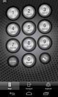 Screenshot of Hitachi Smart Remote