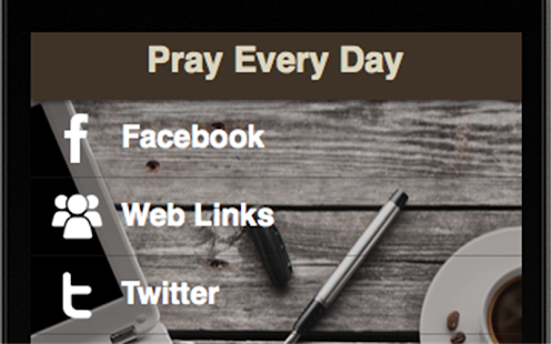 Pray Every Day - screenshot