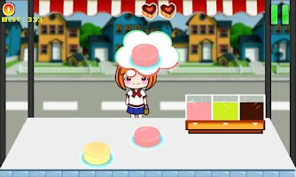 Screenshot of Cake Shop Game 2014